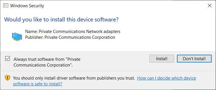 image windows security screen