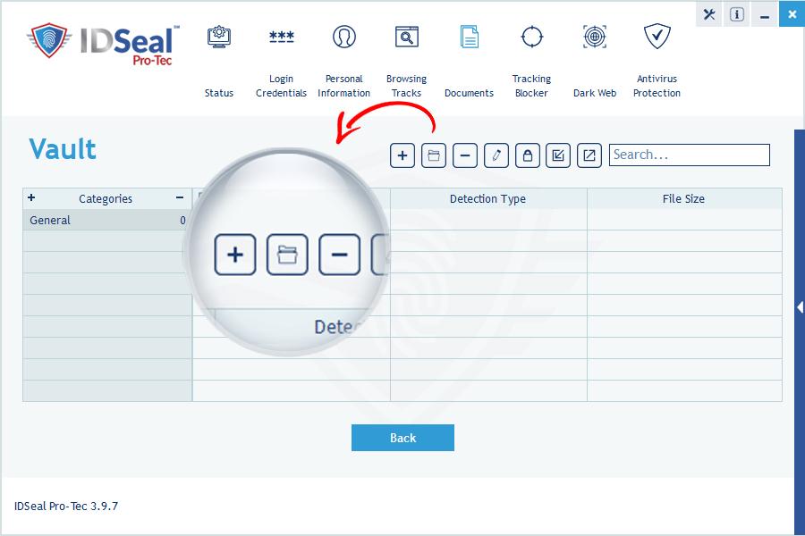 image click folder icon