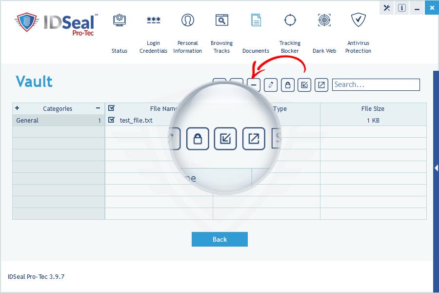 click import icon